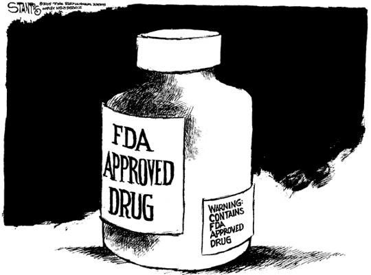 flacon FDA