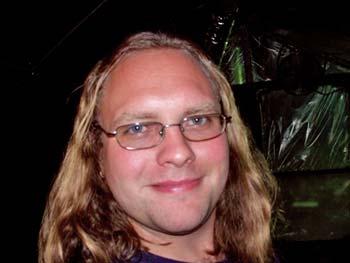 Alan Bishop, 25 ans, fondateur d'Homegrown Goodness
