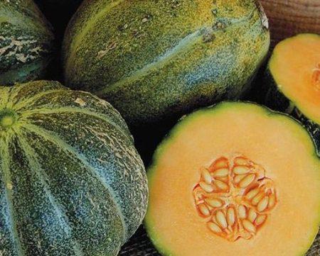 Melon Emerald Gem