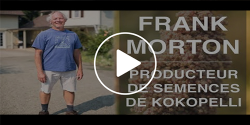 Vidéo Franck Morton