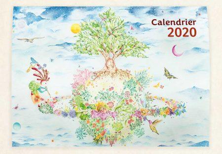 Calendrier Kokopelli 2020, couverture