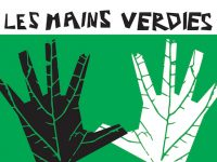 Association Les Mains Verdies logo GUINEE