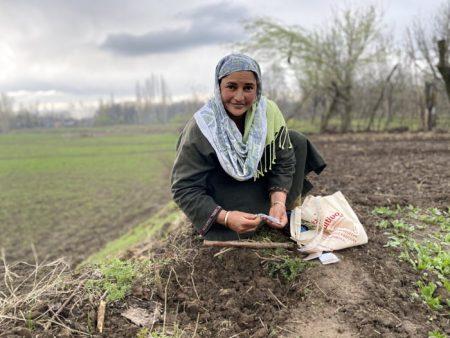 Association Aventure Kacila, Inde, Kashmir, soutenu en décembre 2019